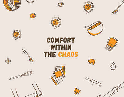 Comfort Within The Chaos (Bread)