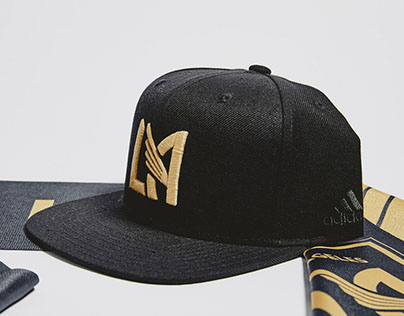 LAFC Rally Package (cap & scarf)