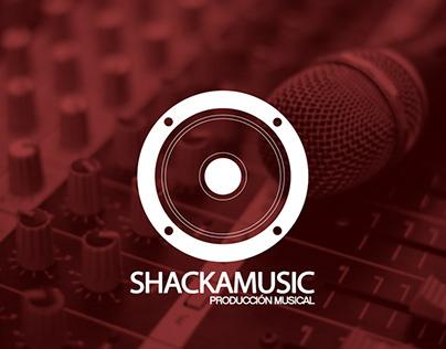 Logo Shackamusic (rediseño)