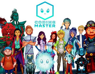 CodingMaster Characters