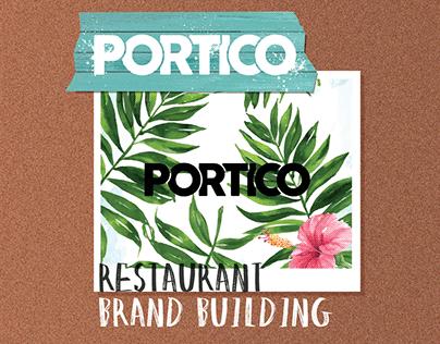 PORTICO BRAND BUILDING