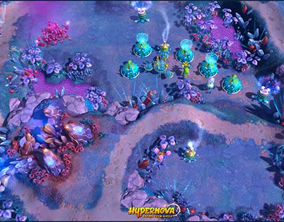 Hypernova- Escape from Hadea Game design