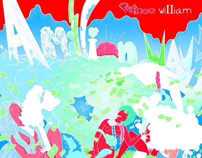 Prince William's brilliant new single 'Million Ways'