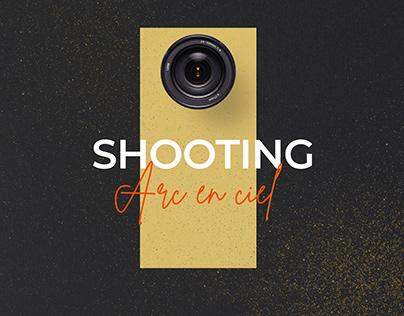 Shooting Arc en ciel