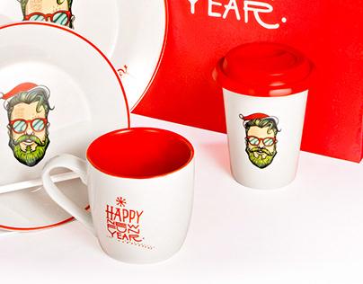 Коллекция HAPPY NEW FUN YEAR