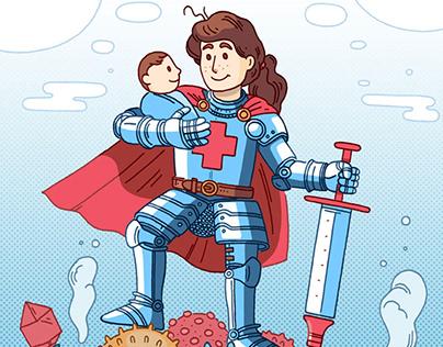 Baby and Beyond Magazine! - Vaccine Mom