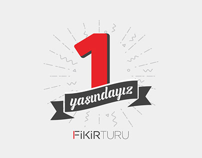 1st Anniversary Animation of Fikir Turu