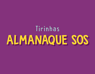 Tirinhas Almanaque SOS