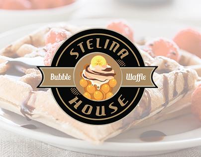 Waffle House Logo Design