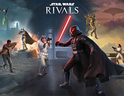 Disney's Star Wars Rivals - UI/UX Design