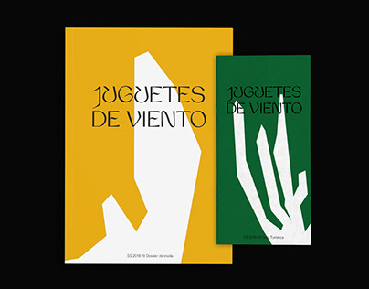 """JUGUETES DE VIENTO"" Fashion Dossier"