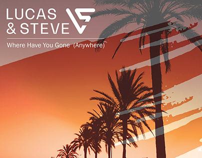 Lucas & Steve - Anywhere cover art #adobedesignremix
