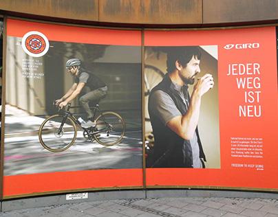 Giro Sport Design / New Road Campaign