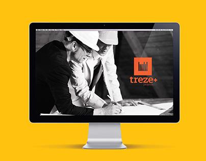 Treze+ Projetos Visual Identity