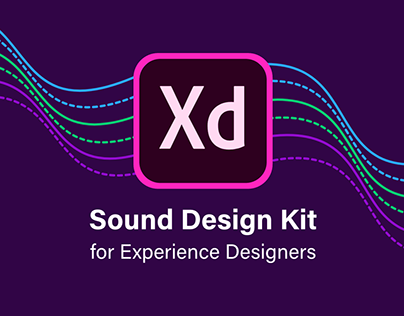 Adobe XD Sound Design Kit