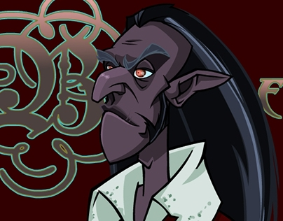 BlackHelsing: Animated series by Zim McCurtis