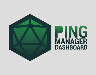 Ping Manager Dashboard