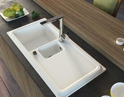 Duravit Kitchen Faucet #1 -'19
