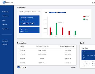 Stanbic Bank Online Banking