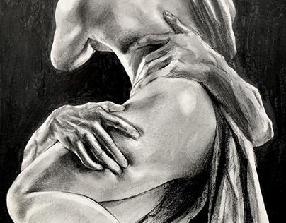 L'Enlèvement de Perséphone - Jean-Baptiste Gouraud