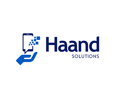 Identidade Visual Haand Solutions