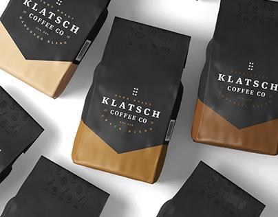 Coffee Packaging System: Klatsch Coffee Co.
