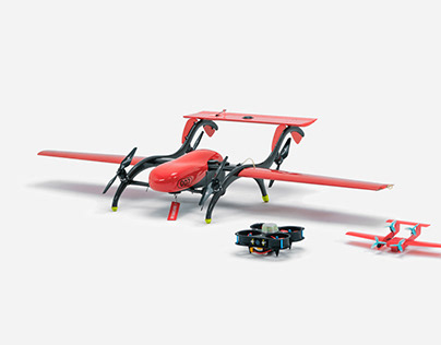 Site for drone manufacturer