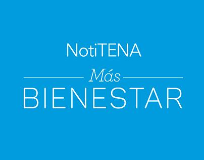 NotiTena Más Bienestar - Rediseño Marzo 2016