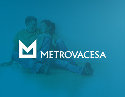 Corporate Website Re-design Proposal for Metrovacesa