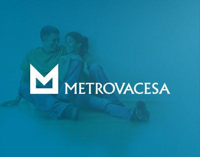 Corporate Website Re-design Proposal for Metrovacesa