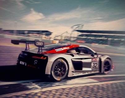 AUDI R8 LMS GT3 EVO