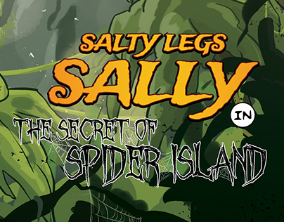Salty Legs Sally Demo