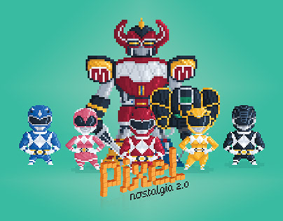 Pixel Nostalgia 2.0