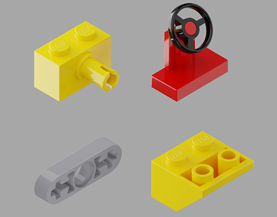 Lego Personal Project (WIP)