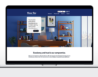 House Bae ~ Webdesign and Copywriting