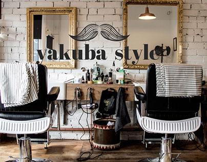YAKUBA STYLE barbershop