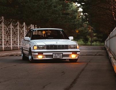 Nissan Laurel C32 pt 2