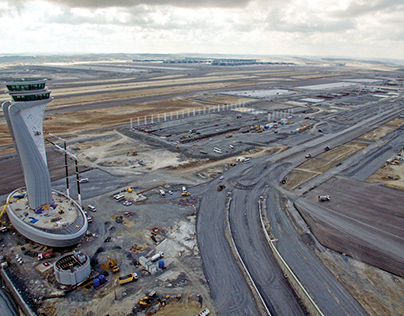 Istanbul Airport: a mega project