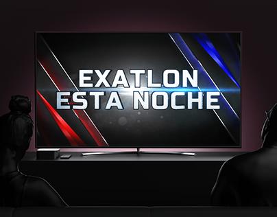 Exatlon USA Versus & Promo Cover