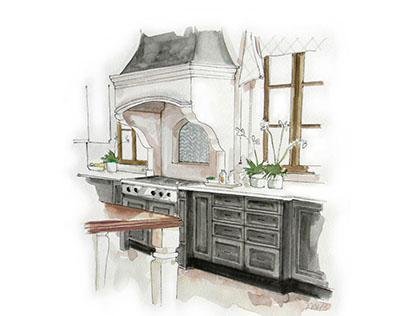 FeB-15 Kitchen