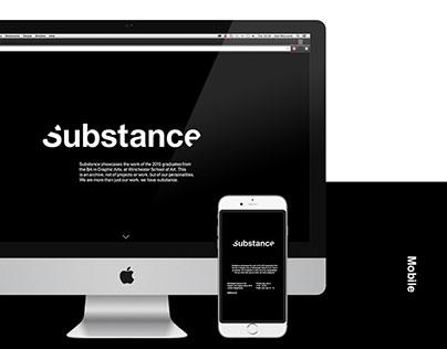 WSA Substance 2015 - Website