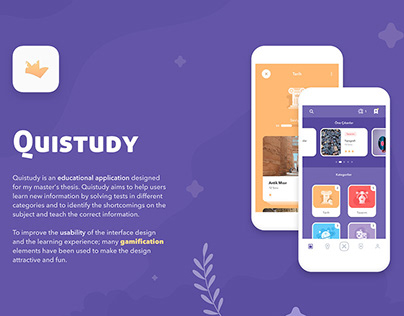 EdTech Kids App with Gamification