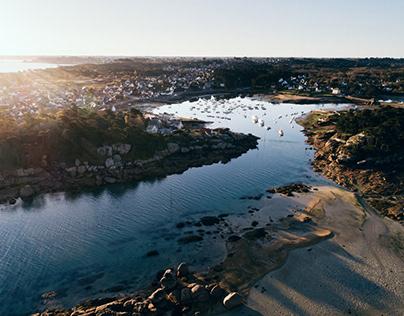 Baie de Saint-Anne, Ploumanac'h