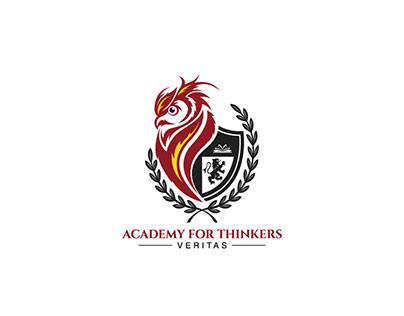 Academy for Thinkers Vertitas Logo