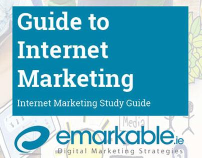 Internet Marketing Guide Re-design
