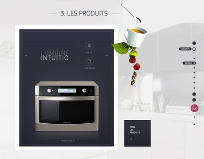 Nouvelles Invitations by Samsung