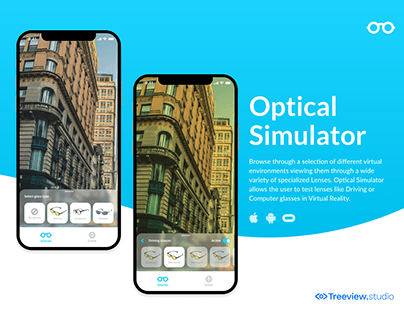 Optical Simulator - Pilot Project