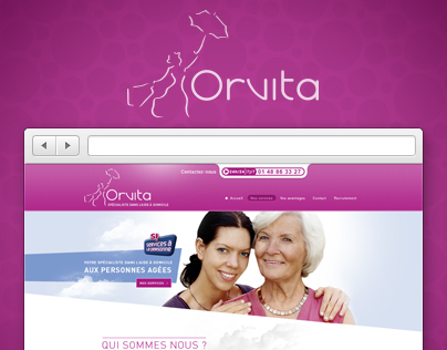 Orvita - Website
