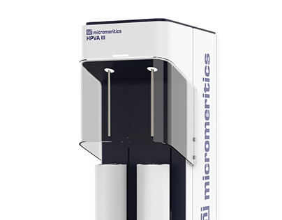 Micromeritics HPVA III