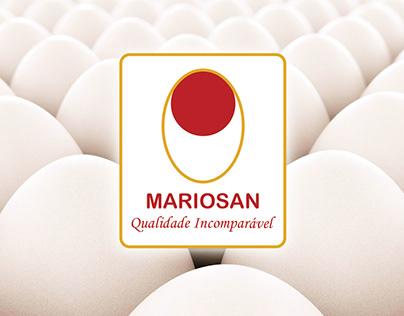 Logotipo Mariosan - Identidade Visual